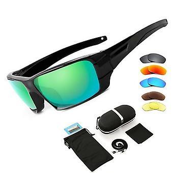Polarized Sports Sun Glasses
