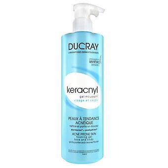 Ducray Ducray keracnyl Foaming Gel 400 ml