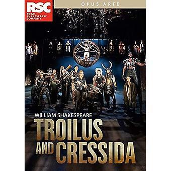 Troilus & Cressida [DVD] USA import