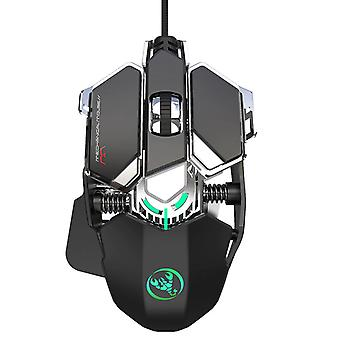 Wired Adjustable Mouse 9 button Ergonomics Mice
