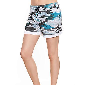 Féraud Casual Chic 3211068-11574 Women's Camouflage Pyjama Short