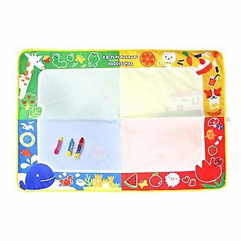 Magic doodle mat educational kids water drawing toys gift kt-8