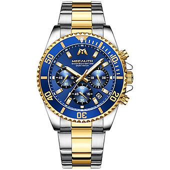 Sport wasserdichte Uhr Armbanduhren Quarzuhr