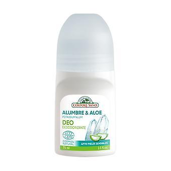 Mineral deodorant & aloe cosmos natural 75 ml