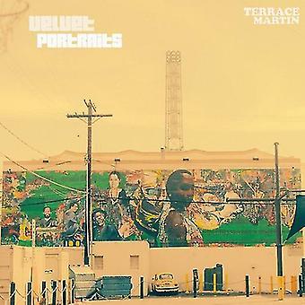 Martin*Terrace - Velvet Portraits [CD] USA import