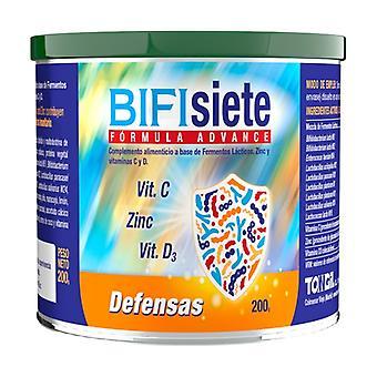 Formula advance bifisiete defenses 200 g of powder