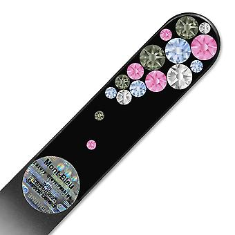Swarovski crystal nail file BB-M - Light Sapphire