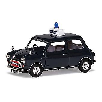 Austin Mini 850 RAF Police Diecast Model Car