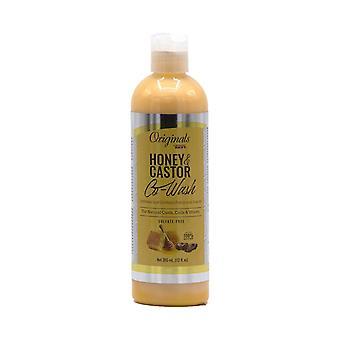 Los mejores originales de África Honey &Castor Co-Wash 12oz