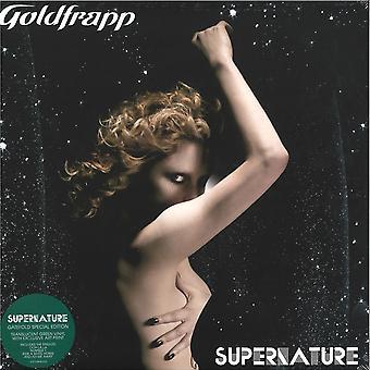 Goldfrapp - Supernature limited Edition Green Translucent Vinyl