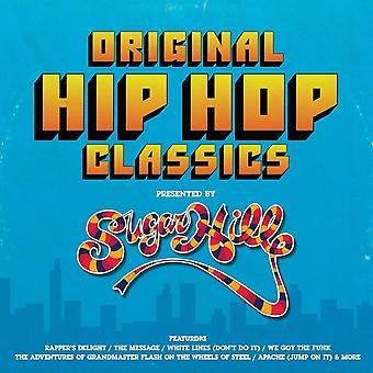 Various – Original Hip Hop Classics - Presented By Sugarhill Vinyl
