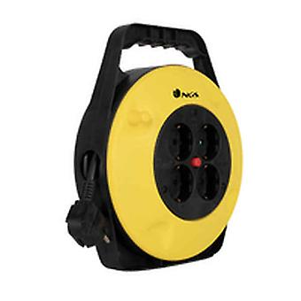 Extension NGS Grid Round Yellow/Black 3500W