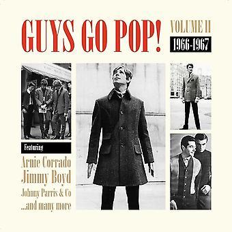 Olika - Killar gå pop! Volym II 1966-1967 CD