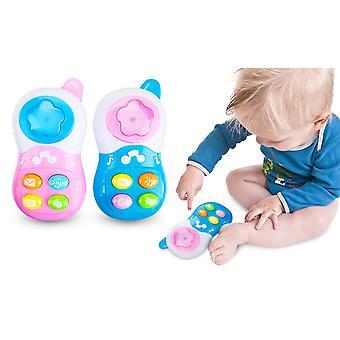 PMS Pre School Babys erstes Telefon sortiert, rosa & blau