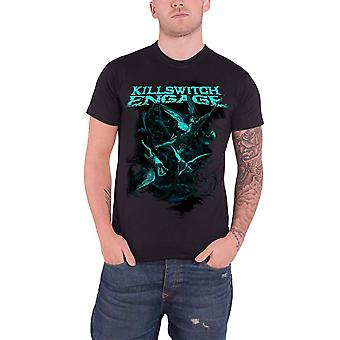 Killswitch Engage Battle band logo New Official Mens grey T Shirt