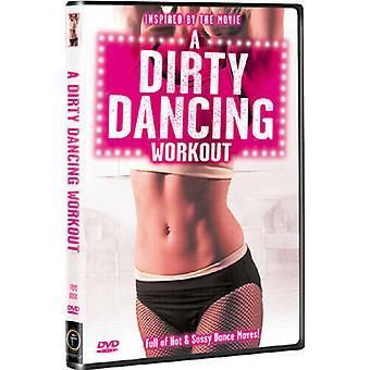 Een Dirty Dancing Workout DVD cert E Regio 2