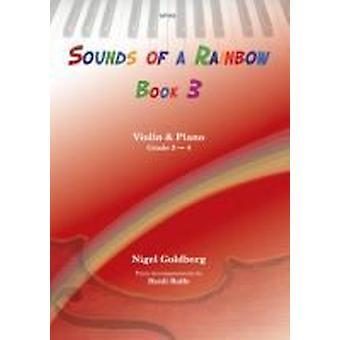 Ljud av en regnbågsbok 3 (violin & piano)