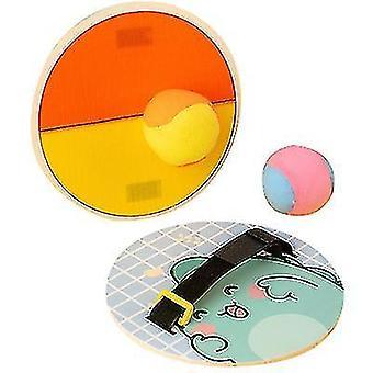 Children's Cartoon Sticky Target Ball Dart Indoor Outdoor Sports Throwing Toy