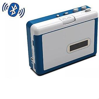 Портативный персональный Bluetooth-кассетный плеер Walkman