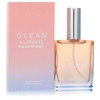 Clean Ultimate Beach Day By Clean Eau De Toilette Spray 2,14 Oz (femmes)