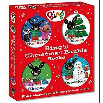 Bing's Christmas Bauble Books (Bing) (Bing)