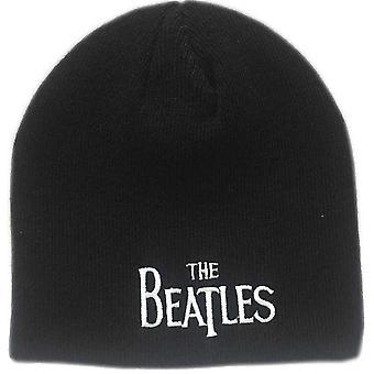 Beatles unisex mössa: drop t logo