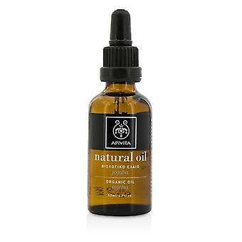 Aceite Natural de Apivita - aceite orgánico de Jojoba 50ml / 1.7 oz