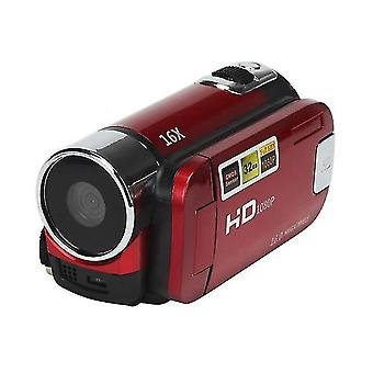 Hd 720p video camera professional digital camcorder 2.7 inches 16mp high definition abs fhd dv