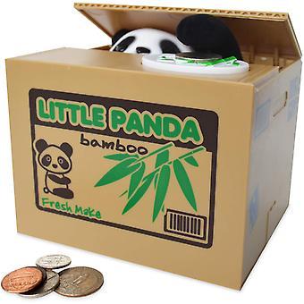 PandaKarhupossun varastaminen - varastaa kolikoita kuin taikuutta