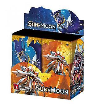 360-Sonnen-Mond Sammelkartenspiel