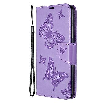Case For Samsung Galaxy A70e Butterfly Pattern