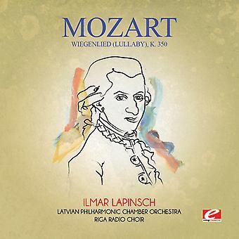 Mozart - Wiegenlied (Lullaby) K. 350 USA import