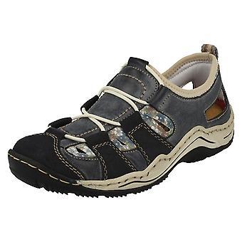 Damen Rieker Casual Schuhe L0561