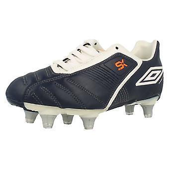 Boys Umbro Football Boot SX-VALOR II LGE-J SG