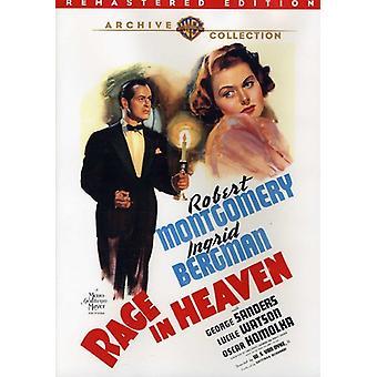 الغضب في السماء (1941) [دي في دي] الولايات المتحدة الأمريكية استيراد