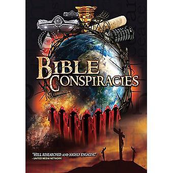 Bible Conspiracies [DVD] USA import