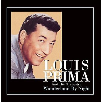 Louis Prima - Wonderland by Night [CD] USA import
