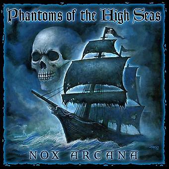 NOx Arcana - Phantoms aavan [CD] USA-tuonti