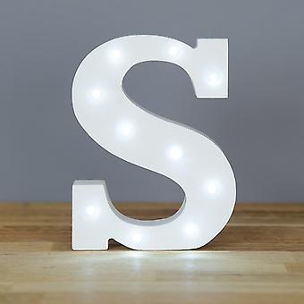 LED Buchstaben - Yesbox Lights Buchstabe S