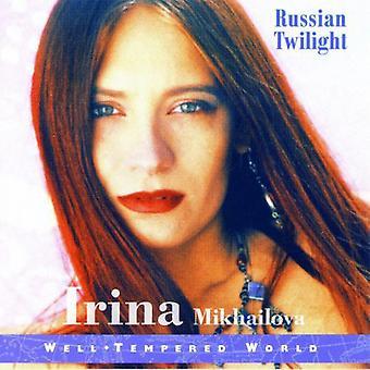 Irina Mikhailova - Venäjän Twilight [CD] USA tuonti