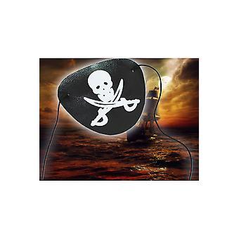 アクセサリー海賊眼帯