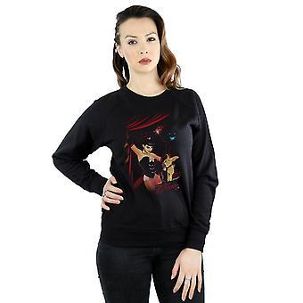 DC Comics Women's Zatanna Bombshell Cover Sweatshirt