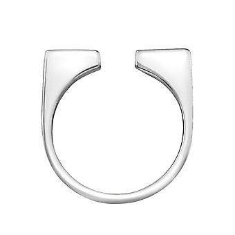 Deschis - 925 Sterling Silver Inele Câmpia - W32284x