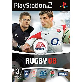 Rugby 08 (PS2)-ny