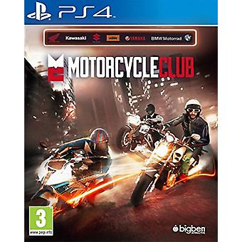 Motorcycle Club (PS4) - New