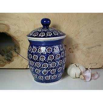 Garlic pot, 1 liter, ↑18 cm, Ø 12 cm, tradition 73, BSN 40086
