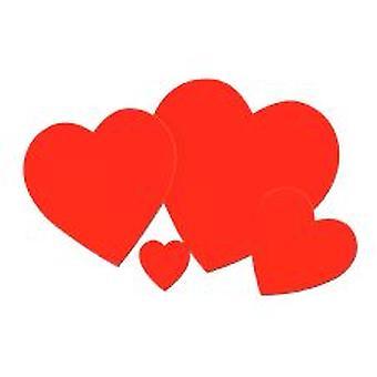 Einfaches Herz Ausschnitten - 4