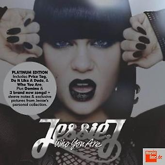 Jessie J - Who You Are: Platinum Edition [CD] USA import