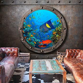 Fototapetti - Submarine Window