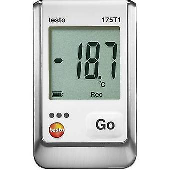 testo 175 T1 Temperature data logger Unit of measurement Temperature -35 up to +55 °C